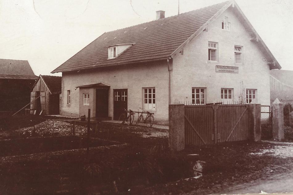 Schreinerei_Wittmann_1948