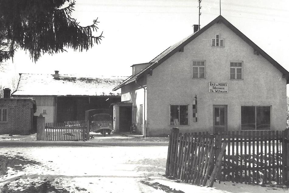 Schreinerei_Wittmann_1955