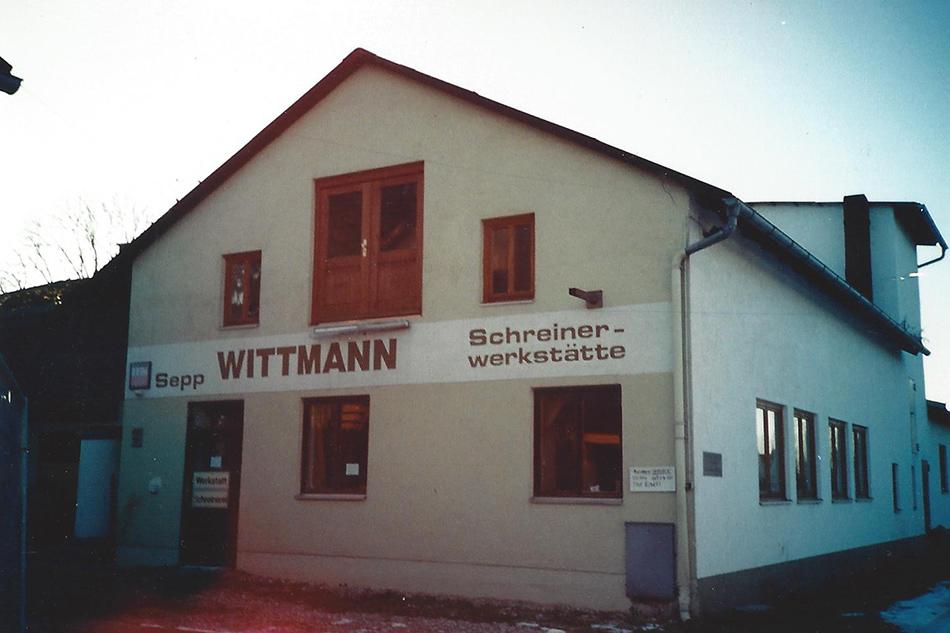 Schreinerei_Wittmann_1984